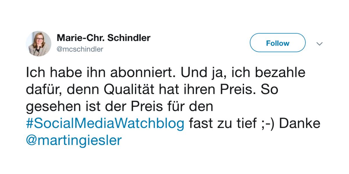 Marie Schindler
