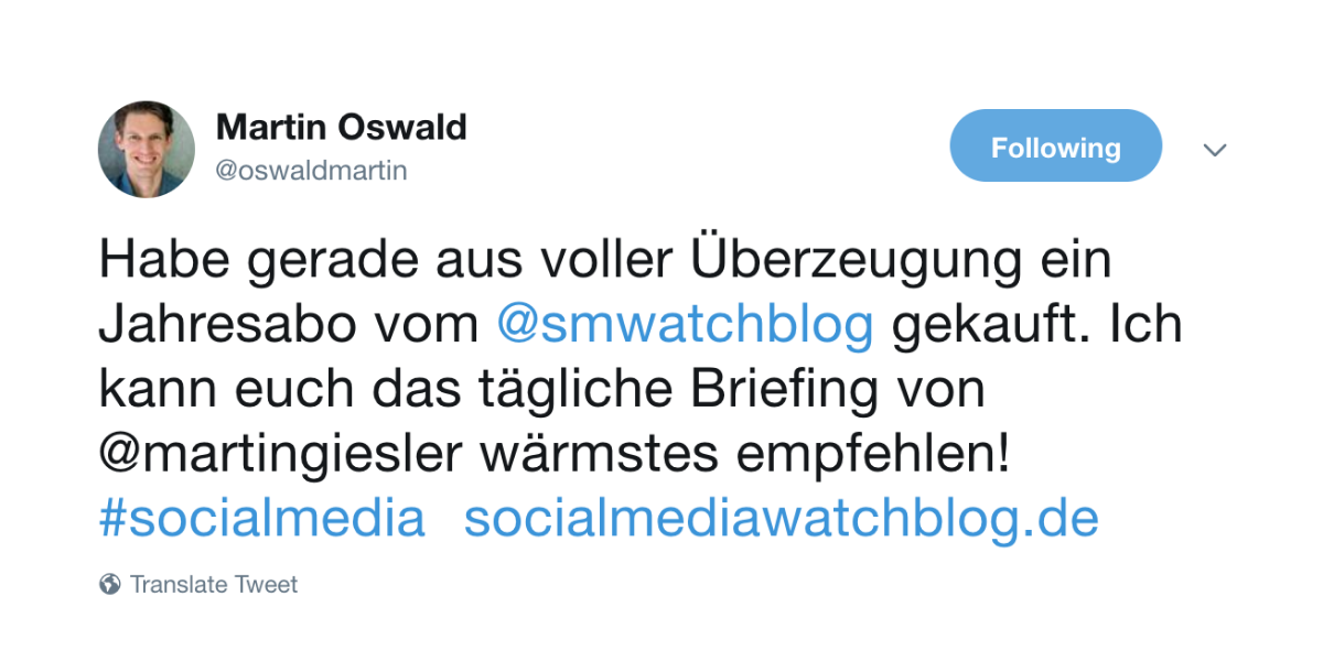 Martin Oswald