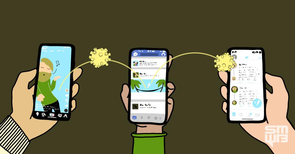 Coronavirus und Social Media